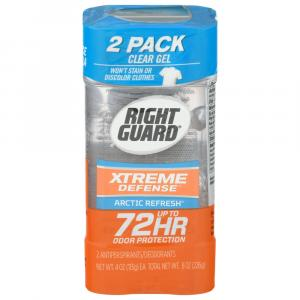 Right Guard Extreme Defense 5 Artic Refresh