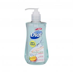 Dial Coconut Water & Mango Hand Soap With Moisturizer Bonus