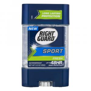Right Guard Sport Antiperspirant Fresh Gel