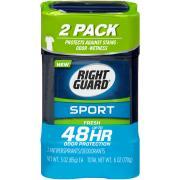 Right Guard Sport Clear Gel