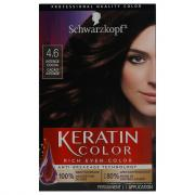 Schwarzkopf Keratin Color Intense Cocoa 4.6 Hair Color