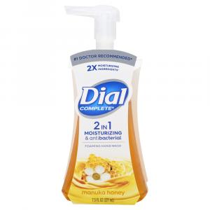 Dial 2 in 1 Manuka Honey Foaming Hand Wash
