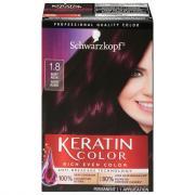 Schwarzkopf Keratin Color Ruby Noir 1.8 Hair Color