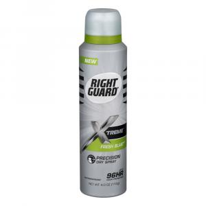 Right Guard Xtreme Fresh Blast Dry Spray