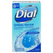 Dial Spring Water Bar Soap