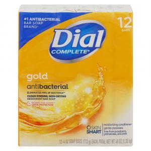 Dial Antibacterial Gold Bath Bar