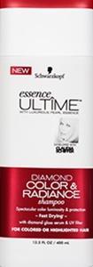 Schwarzkopf Essence Ultime Diamond Color & Radiance Shampoo