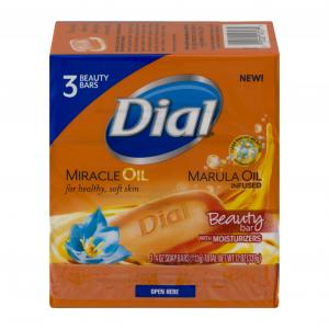 Dial Miracle Oil & Marula Oil Beauty Bars