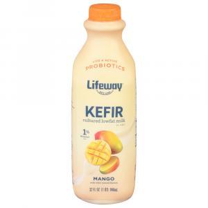 Lifeway Lowfat Kefir Mango