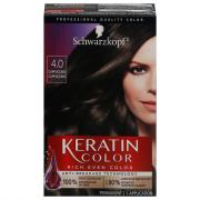 Schwarzkopf Keratin Color Cappuccino 4.0 Hair Color