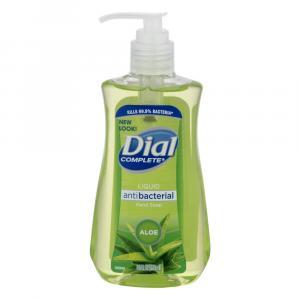 Dial Aloe Antibacterial Liquid Hand Soap