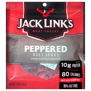 Jack Link's Peppered Beef Jerky