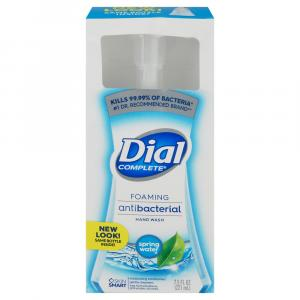 Dial Spring Water Foaming Antibacterial Hand Wash