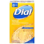 Dial Gold Bath Size Bar Soap