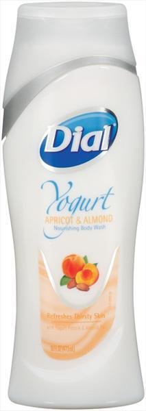 Dial Yogurt Apricot & Almond Body Wash