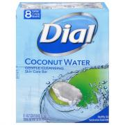 Dial Coconut Water Bar Soap