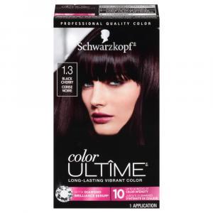 Schwarzkopf Color Ultime Black Cherry Hair Color