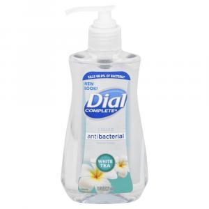 Dial White Tea & Vitamin E Liquid Soap Pump