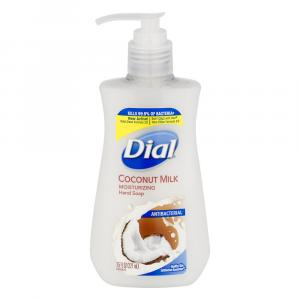 Dial Coconut Milk Liquid Hand Soap