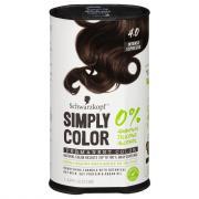 Schwarzkopf Simply Color Intense Espresso 4