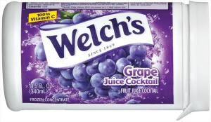 Welch's Grape Juice Cocktail