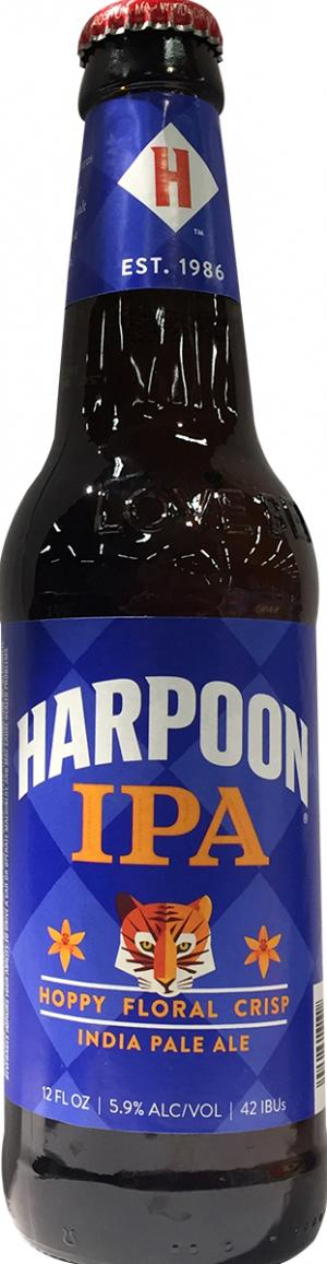 Single Serve Harpoon IPA
