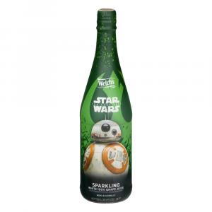 Welch's Star Wars Sparkling White Grape Cocktail Juice