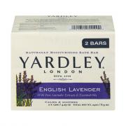 Yardley English Lavender Bar Soap