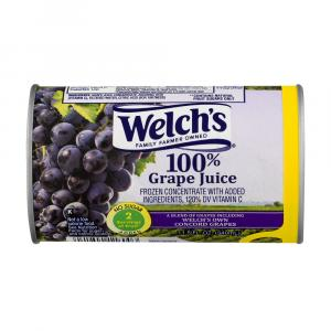 Welch's 100% Purple Grape Juice