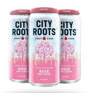 City Roots Rose Dry Cider