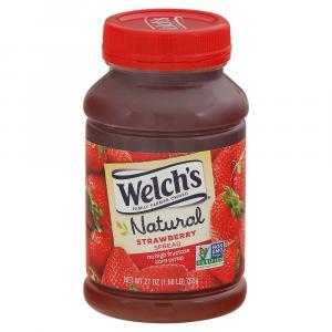 Welch's Concord Strawberry Spread