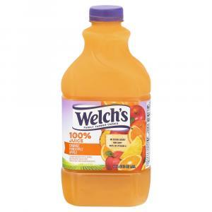 Welch's 100% Orange Pineapple Apple Juice