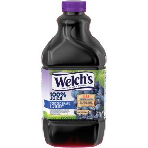 Welch's 100% Concord Grape Blueberry Juice