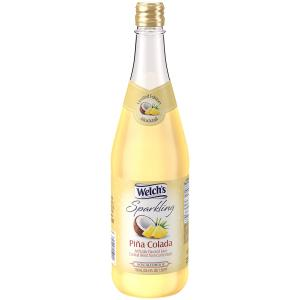Welch's Sparkling Pina Colada Cocktail