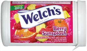 Welch's Orchard Berry Splash Juice