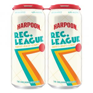Harpoon Rec. League Hazy Pale Ale