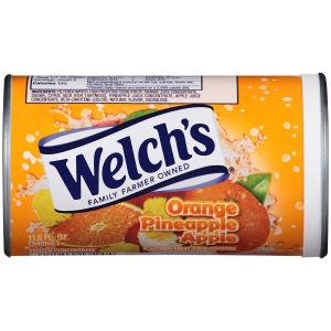 Welch's Apple Orange Pineapple Juice