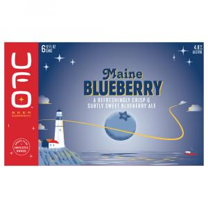 Harpoon UFO Maine Blueberry