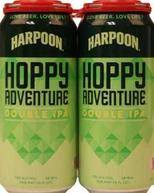 Harpoon Hoppy Adventure Double IPA