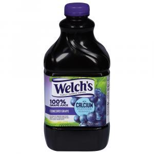 Welch's 100% Grape Juice W/calcium