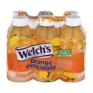 Welch's Orange Pineapple Juice