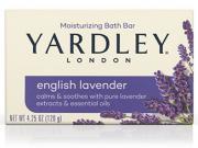 Yardley English Lavender Bar Soap Special Buy 2 Get 1 Free