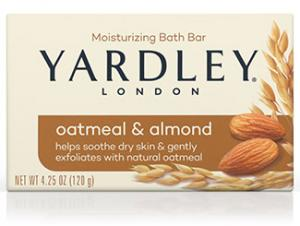 Yardley Oatmeal & Almond Bar Soap Special Buy 2 Get 1 Free