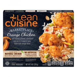 Lean Cuisine Culinary Collection Orange Chicken Dinner