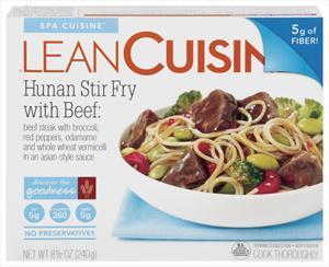 Lean Cuisine Spa Classics Hunan Stir Fry W/beef