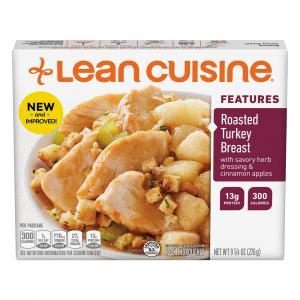 Lean Cuisine Turkey With Dressing