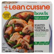Lean Cuisine Roasted Turkey & Vegetable Bowl