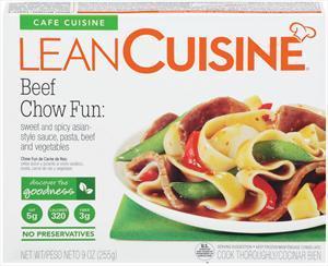 Lean Cuisine Cafe Classics Beef Chow Fun