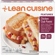 Lean Cuisine Chicken Club Panini