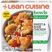 Lean Cuisine Sweet & Sour Chicken Bowl